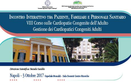 VIII Corso sulle Cardiopatie Congenite dell'Adulto incontro interattivo
